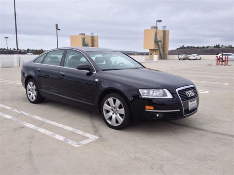 Audi A6 Picture by 2007 Audi A6 Pictures Cargurus