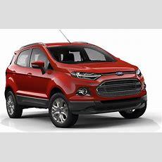 Inmetro Divulga Dados De Consumo Do Ford Ecosport 16 2013  Autos Segredos