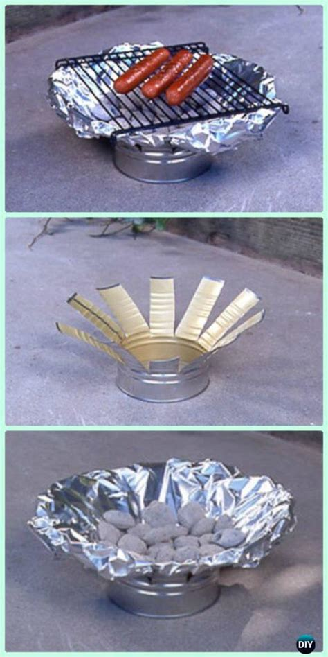 diy camp grill projects picture instructions