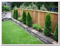backyard fence ideas The Backyard Fence Ideas | Home and Cabinet Reviews