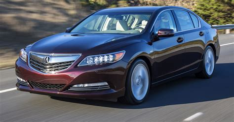 Acura Rlx Sport Hybrid by Review 2016 Acura Rlx Sport Hybrid Is Both Sporty And Upscale