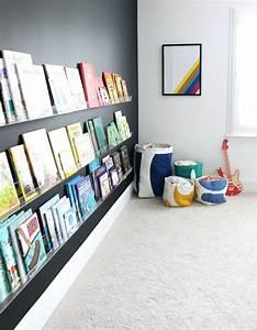 Range Livre Bebe : rangement livres enfants nos id es pour ranger des livres pour enfants facilement elle ~ Teatrodelosmanantiales.com Idées de Décoration