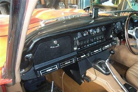 1969 Jaguar E-type Series 2 Lhd Air Conditioning System