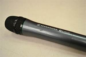 Sennheiser Ew100 G2 Wireless Microphone Mic
