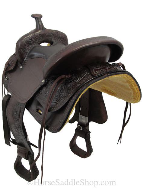 saddle trail rider del rio texas saddlery horn american bars