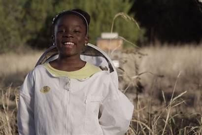Entrepreneurs Kid Successful Entrepreneur Eyes Bees Prize