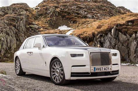 Mobil Rolls Royce Phantom by Fiche Technique Rolls Royce Phantom V12 2019