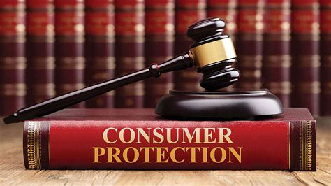 Consumer needs protection