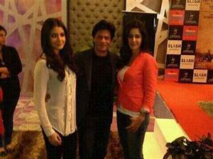 Pictures: Shahrukh Khan with Jab Tak Hai Jaan's stars ...