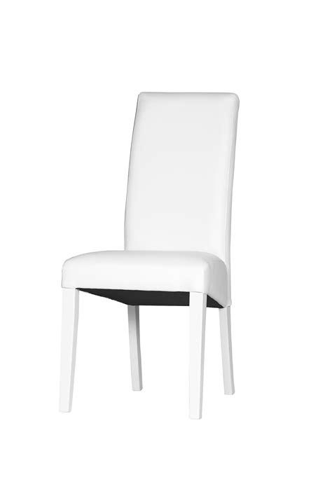 chaise salle a manger cuir chaise de salle a manger simili cuir idées de décoration