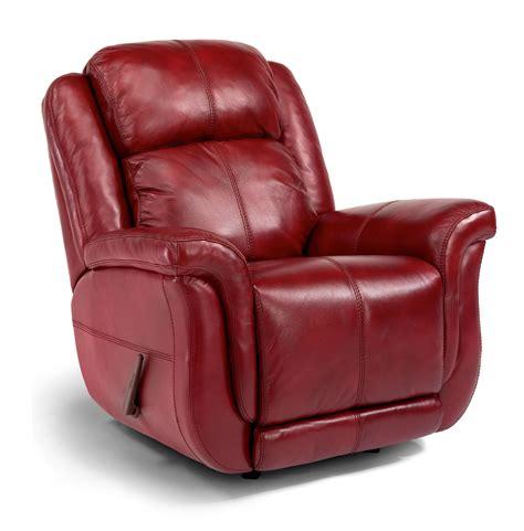 flexsteel latitudes brookings casual recliner with power