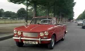 Triumph Vitesse : 1962 triumph vitesse 6 convertible in le fou du labo iv 1967 ~ Gottalentnigeria.com Avis de Voitures