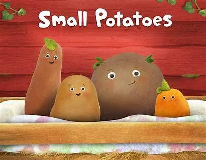 Potatoes Airplane Productions Disney Playhouse Junior Tv