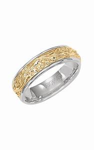 Shop ArtCarved 11 WV4008 G Wedding Bands Northeastern