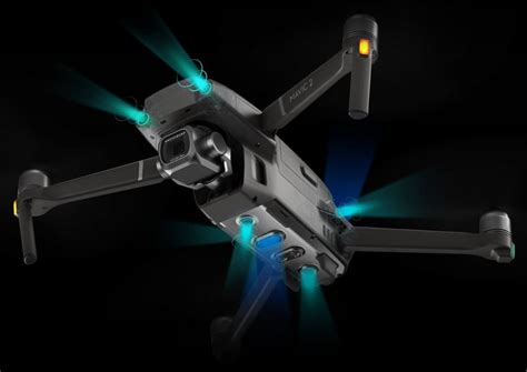 top collision avoidance drones  obstacle detection