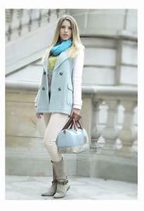 fashion alert how to wear pastels in winter