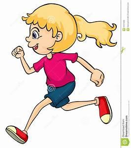 Cartoon Runner Clipart - Clipart Suggest