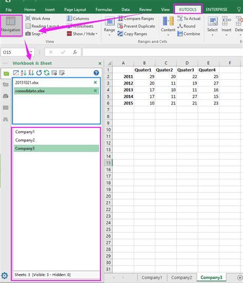 create  dynamic list  worksheet names  excel