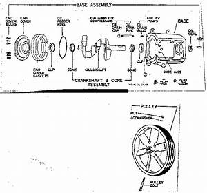 Kellogg 331 Air Compressor Parts