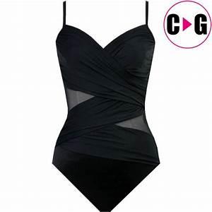 Daxon Maillot De Bain : maillot de bain gainant une pi ce miraclesuit mystify noir ~ Melissatoandfro.com Idées de Décoration