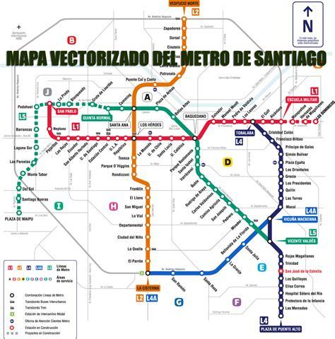 Metro De Santiago Wwwremembranzaherobocom