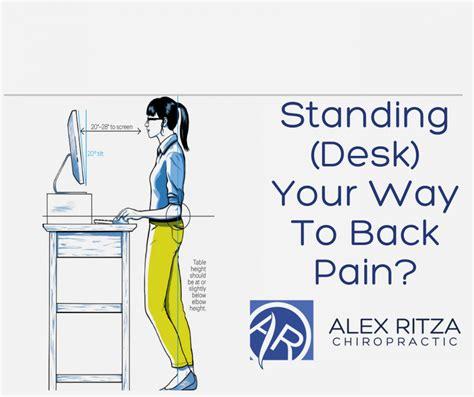 desk jobs near me part time standing desk your way to back pain dr alex ritza