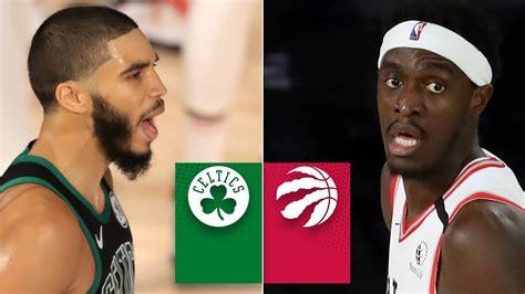 Boston Celtics vs. Toronto Raptors [GAME 2 HIGHLIGHTS ...