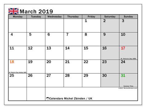 march  calendar uk michel zbinden en