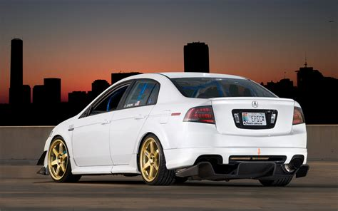 2008 Acura Tl Type S Jdm