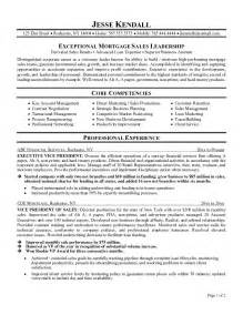 free resume templates for accounting manager interview question free mortgage executive resume exle