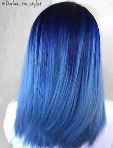 Blaue Haare Ombre : die besten 25 pastell blaue haare ideen auf pinterest ~ Frokenaadalensverden.com Haus und Dekorationen