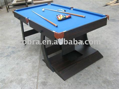 small pool table size kbl 08a11 small size folding pool table with full sets