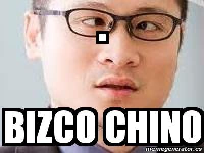 Chino Meme - meme personalizado bizco chino 1889332