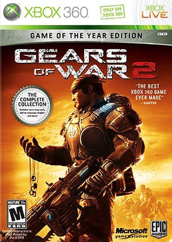 m xbox 360 games gears of war 2 release date xbox 360