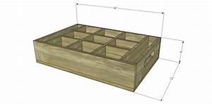 Plans to build a fantastic soda crate knock off! #DIY #