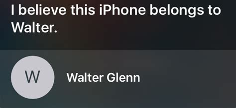 iphone lost how to find a lost iphone s owner by asking siri