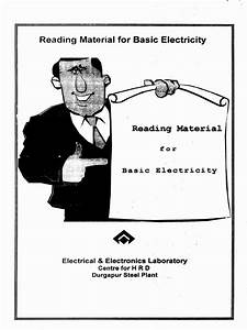 Reading Material For Basic Electricity