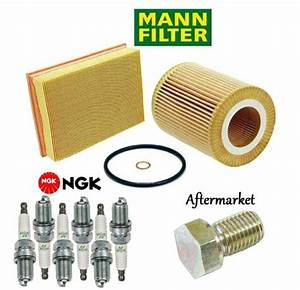 Tune Up Kit Spark Plugs Oil Air Filters For Bmw Z3 E36  2