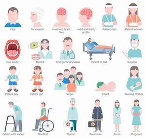 Healthcare Management Workflow Diagrams Solution