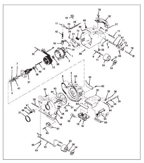 Kirby Parts List Diagram Ereplacementparts