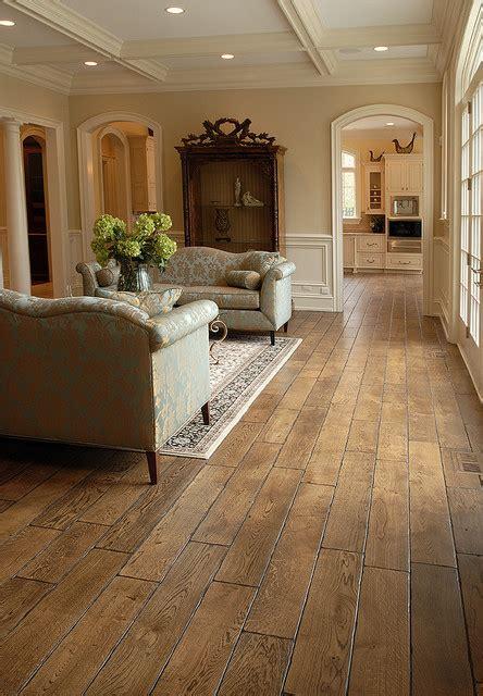 French Oak Hardwood Floor