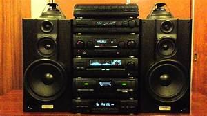 Beautiful Hi Fi Kenwood Stereo System