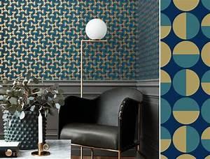 Papier Peint Bleu Canard : les 71 meilleures images du tableau papier peint nos ~ Farleysfitness.com Idées de Décoration
