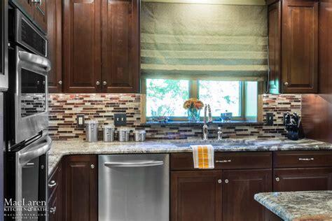 Bold Kitchen Backsplash Tile  Downingtown, PA   MacLaren