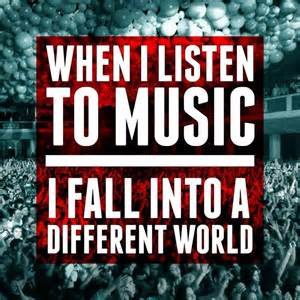 Quotes About Music Is My Escape