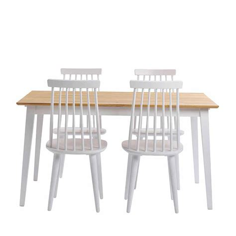 Esstisch Holz Mit Stühlen by Wei 223 Esstische Mit St 252 Hlen Und Weitere Esstische