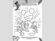 Planse de colorat Disney Copilulro