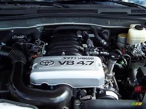 2005 Toyota 4runner Limited 4x4 4 7 Liter Dohc 32