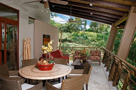 award winning luxury vacation home   tropical forest idesignarch interior design