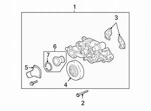 Chevrolet Tahoe Engine Coolant Thermostat  Liter